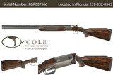 """Blaser F16 GAME INTUITION FUSION 12g 28"""" SN:# FGR007566 ~~STORE DEMO~~"""