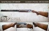"Beretta DT11 Sporting Shotgun | 12GA 32"" | SN: #DT14846W - 1 of 15"