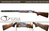 "Cole Pre-Owned Beretta DT11-L Sporting Shotgun   12GA 32""   SN: #DT07322W - 1 of 16"