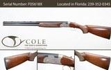 """Beretta Silver Pigeon III Field Shotgun   12GA 30""""   SN: #F05618X - 1 of 9"""