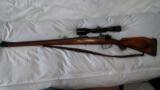 Mannlicher-Schoenauer carbine rifle 9.3x62 - 5 of 7