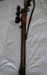 Mannlicher-Schoenauer carbine rifle 9.3x62 - 4 of 7