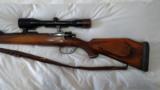 Mannlicher-Schoenauer carbine rifle 9.3x62 - 3 of 7
