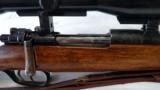 Mannlicher-Schoenauer carbine rifle 9.3x62 - 2 of 7