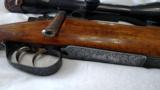 Mannlicher-Schoenauer carbine rifle 9.3x62