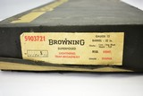 Browning Superposed Diana Grade