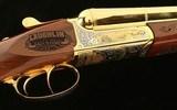 Tristar 411R 12ga 24K Gold Plated 20th Anniv Laughlin River Run Commemorative