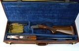 Remington 3200 O/U 12 Ga. Skeet with Purbaugh Subgauge Tube Set