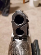 """Factory Engraved Browning Citori Grade VII. 28"""" 28 ga Excellent - 10 of 13"""