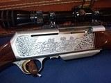 Cased Browning BAR Grade III 7mm Rem Mag - 2 of 15