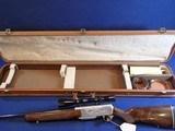 Cased Browning BAR Grade III 7mm Rem Mag - 13 of 15