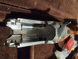 PERAZZI MX3 ORO COMBO TRAP SHOTGUN ENGRAVED BY Bill Main - 7 of 10