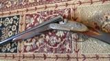 Armas Garbi 28 guage sidelock double barrels shotgun- cased - 3 of 9