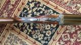 Armas Garbi 28 guage sidelock double barrels shotgun- cased - 6 of 9