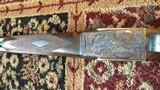 Armas Garbi 28 guage sidelock double barrels shotgun- cased - 7 of 9