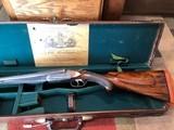 "Lancaster 500 3"" BPEboxlock double rifle- cased - 1 of 7"