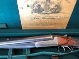 "Lancaster 500 3"" BPEboxlock double rifle- cased - 2 of 7"