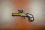 Unknown(Belgium) Boot Pistol