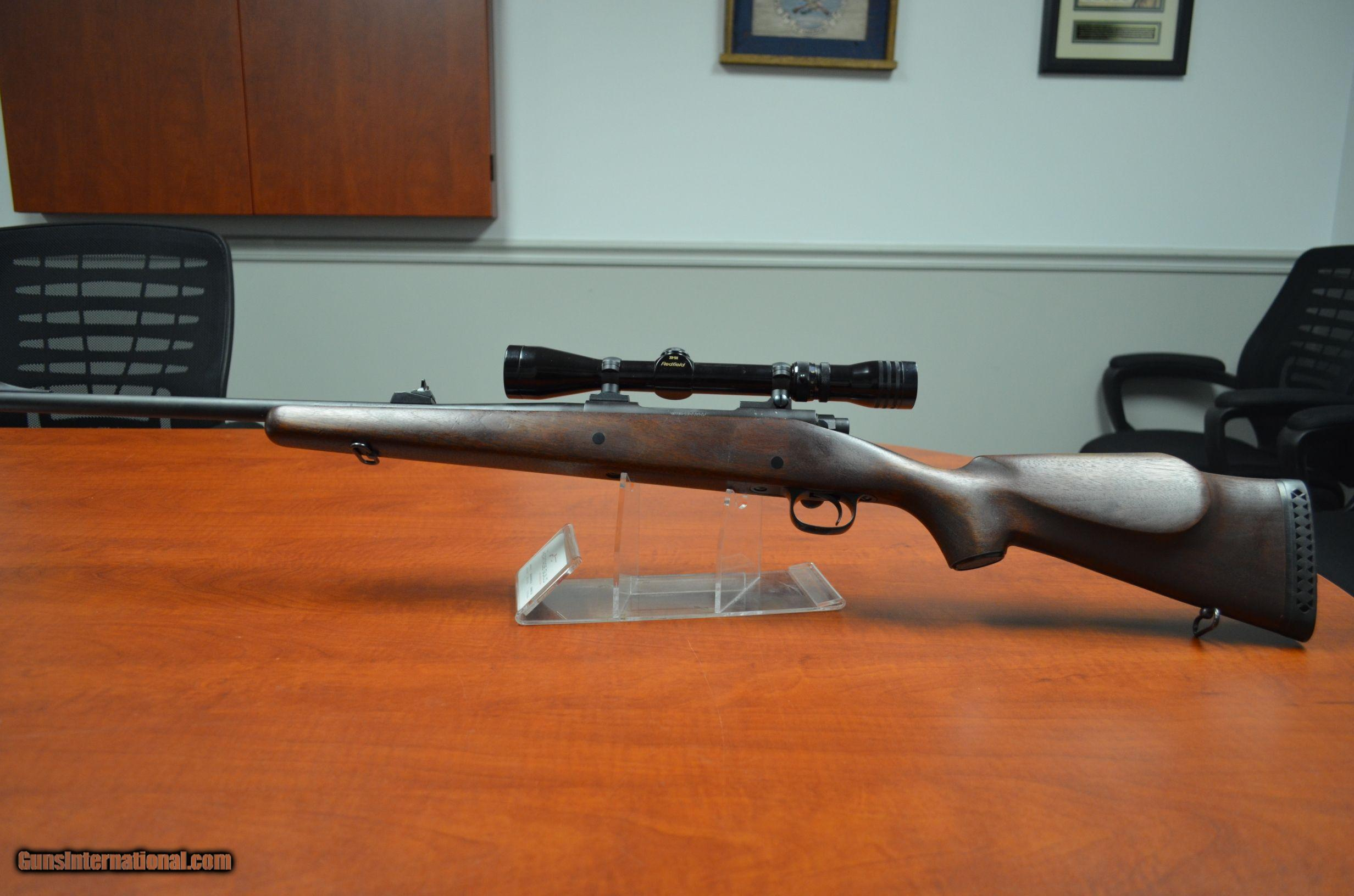 Winchester Model 70a Police Rifle 30 06 Brick Township Nj Pd
