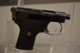 Webley and Scott 1907 6.35