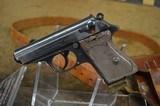 Walther PPK 7.65MFT 1942*With Shoulder Holster*