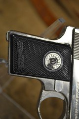 Walther model 9 .25ACP - 7 of 8