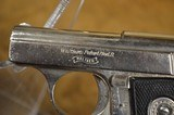 Walther model 9 .25ACP - 2 of 8