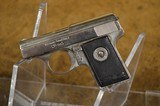 Walther model 9 .25ACP