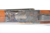 "Parker Reproduction DHE Grade 28 Gauge 26"" Barrels Straight Grip Splinter Forearm Excellent Condition - 17 of 25"