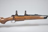 Dakota Arms Model 76 African 375 H&H Upgraded Walnut Stock Case Colored Talley Rings NEW!- 2 of 22