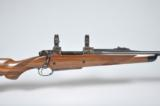 Dakota Arms Model 76 African 275 Rigby Upgraded Walnut Stock Engraved Case Colored Talley Rings NEW!- 2 of 25