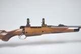 Dakota Arms Model 76 African 300 H&H Upgraded Stock Celtic Engraved Case Colored Talley Rings NEW!- 2 of 23