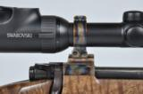 Dakota Arms Model 76 African 375 H&H Upgraded Walnut Stock Case Colored Talley Rings Swarovski Scope NEW!