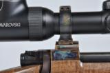 Dakota Arms Model 76 African 404 Jeffrey Upgraded Walnut Stock Case Colored Talley Rings Swarovski Scope NEW!