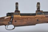 Dakota Arms Model 76 African 450 Dakota Upgraded Stock Engraved Gold Inlaid Case Colored Talley Rings - 1 of 24