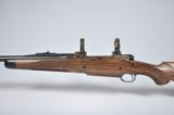 Dakota Arms Model 76 African 450 Dakota Upgraded Stock Engraved Gold Inlaid Case Colored Talley Rings - 10 of 24