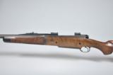 Dakota Arms Model 76 African Traveler Takedown Rifle 300 H&H and 458 Lott Barrels Very Good - 9 of 25