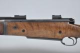 Dakota Arms Model 76 African Traveler Takedown Rifle 300 H&H and 458 Lott Barrels Very Good - 8 of 25
