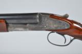 "L.C. Smith Specialty Grade 12 Gauge SxS Shotgun 30"" Beavertail Forearm Pistol Grip Stock - 9 of 25"