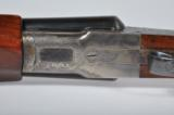 "L.C. Smith Specialty Grade 12 Gauge SxS Shotgun 30"" Beavertail Forearm Pistol Grip Stock - 20 of 25"