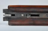 "L.C. Smith Specialty Grade 12 Gauge SxS Shotgun 30"" Beavertail Forearm Pistol Grip Stock - 24 of 25"