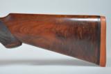 "L.C. Smith Specialty Grade 12 Gauge SxS Shotgun 32"" Beavertail Forearm Pistol Grip Stock - 14 of 25"