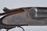 "L.C. Smith Specialty Grade 12 Gauge SxS Shotgun 32"" Beavertail Forearm Pistol Grip Stock - 2 of 25"