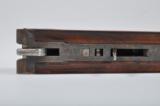 "L.C. Smith Specialty Grade 12 Gauge SxS Shotgun 30"" Barrels Splinter Forend Pistol Grip Stock - 25 of 25"
