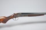 "L.C. Smith Specialty Grade 12 Gauge SxS Shotgun 30"" Barrels Splinter Forend Pistol Grip Stock - 3 of 25"
