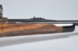 Dakota Arms Model 76 African 375 H&H Upgraded Stock Engraved Gold Inlaid Case Colored Talley Rings NEW!- 4 of 24