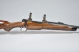 Dakota Arms Model 76 African 375 H&H Upgraded Stock Engraved Gold Inlaid Case Colored Talley Rings NEW!- 2 of 24