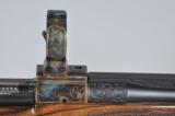 Dakota Arms Model 76 African 375 H&H Upgraded Stock Engraved Gold Inlaid Case Colored Talley Rings NEW!- 5 of 24