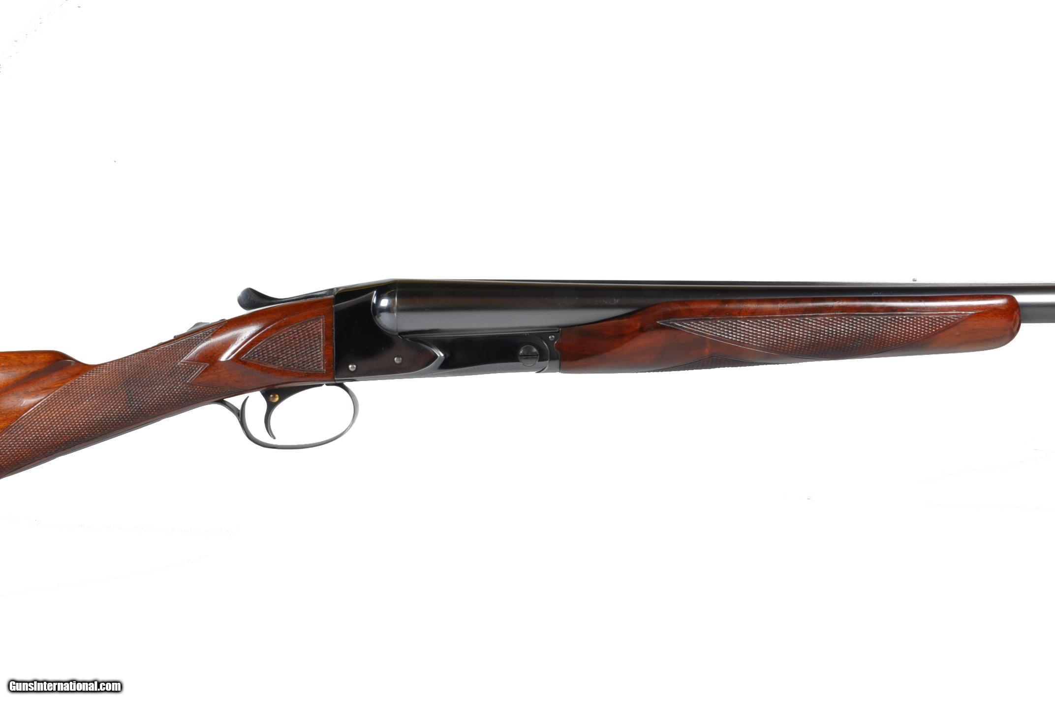 winchester model 21 skeet 12 gauge 28 barrels straight stock