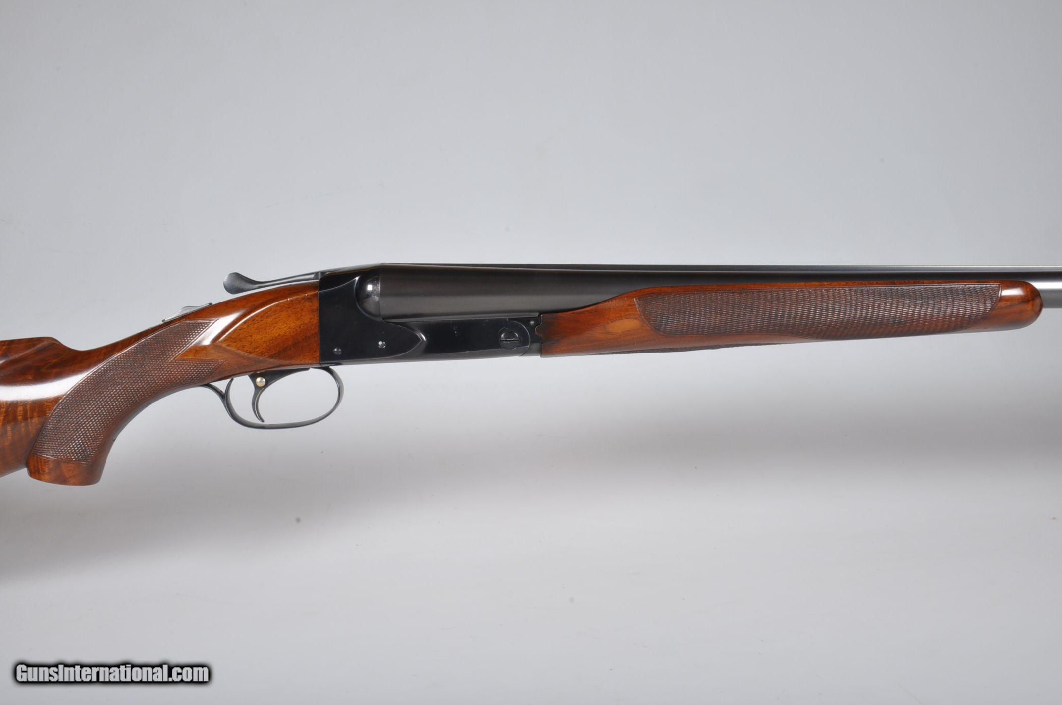 winchester model 21 duck 12 gauge 32 barrels pistol grip stock